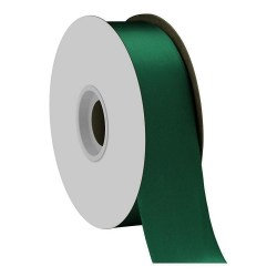 single-face-satin-ribbon-38mm-forest-green